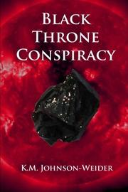 Book Cover for Black Throne Conspiracy