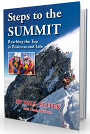 Book Cover for STEPS TO THE SUMMIT