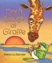 Cover art for DON'T LAUGH AT GIRAFFE