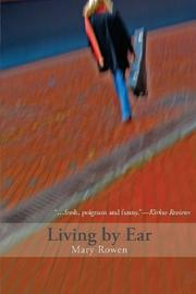 Book Cover for LIVING BY EAR