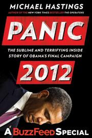 Book Cover for PANIC 2012