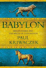 Book Cover for BABYLON