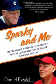 Cover art for SPARKY AND ME