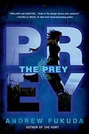 Book Cover for THE PREY