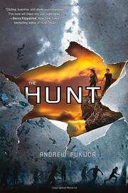 Book Cover for THE HUNT