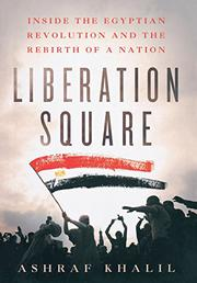 Book Cover for LIBERATION SQUARE