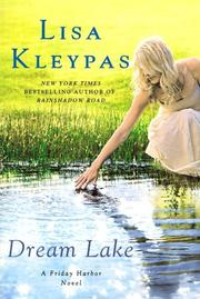 Book Cover for DREAM LAKE