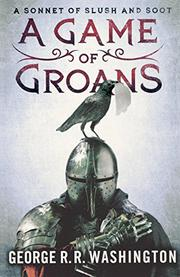 Book Cover for A GAME OF GROANS
