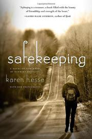 Cover art for SAFEKEEPING