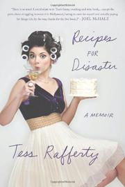 Cover art for RECIPES FOR DISASTER