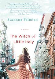 Cover art for THE WITCH OF LITTLE ITALY