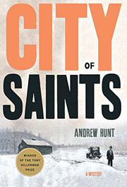 Cover art for CITY OF SAINTS