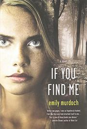Book Cover for IF YOU FIND ME