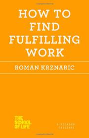 Cover art for HOW TO FIND FULFILLING WORK