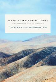 Cover art for TRAVELS WITH HERODOTUS