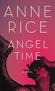 Book Cover for ANGEL TIME