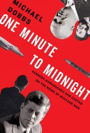 Cover art for ONE MINUTE TO MIDNIGHT