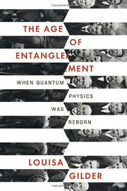 Cover art for THE AGE OF ENTANGLEMENT