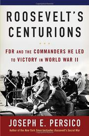 Cover art for ROOSEVELT'S CENTURIONS