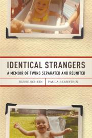 Cover art for IDENTICAL STRANGERS