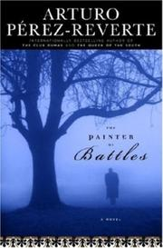 Cover art for THE PAINTER OF BATTLES