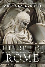 Cover art for THE RISE OF ROME