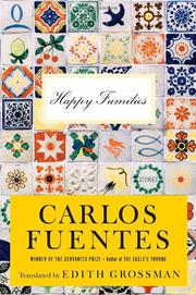 Cover art for HAPPY FAMILIES