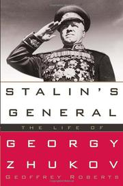Cover art for STALIN'S GENERAL