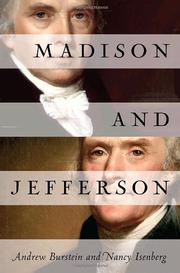 Book Cover for MADISON AND JEFFERSON