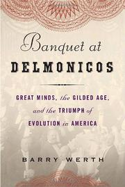 Cover art for BANQUET AT DELMONICO'S