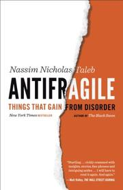 Cover art for ANTIFRAGILE