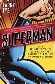 Cover art for SUPERMAN