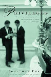 Book Cover for THE PRIVILEGES