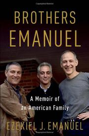 Cover art for BROTHERS EMANUEL