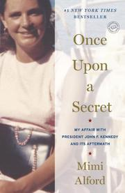 Cover art for ONCE UPON A SECRET