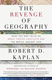 Cover art for THE REVENGE OF GEOGRAPHY