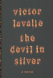 Cover art for THE DEVIL IN SILVER