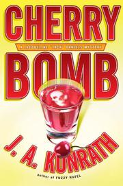 Book Cover for CHERRY BOMB