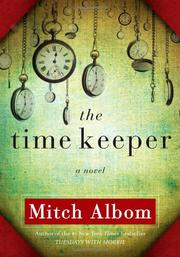 Book Cover for THE TIME KEEPER