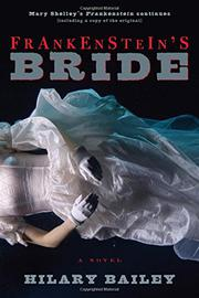 Cover art for FRANKENSTEIN'S BRIDE
