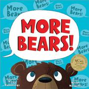 Cover art for MORE BEARS!