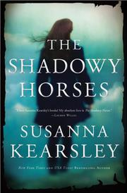 Book Cover for THE SHADOWY HORSES