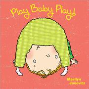 Book Cover for PLAY BABY PLAY!