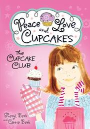 Book Cover for PEACE, LOVE AND CUPCAKES