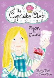 Book Cover for RECIPE FOR TROUBLE