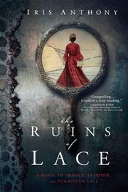Cover art for THE RUINS OF LACE