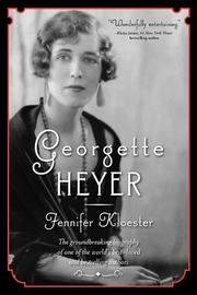 Cover art for GEORGETTE HEYER