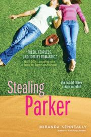 Book Cover for STEALING PARKER