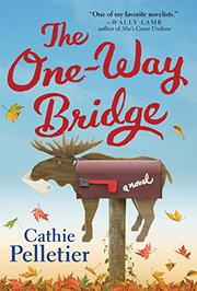 Cover art for THE ONE-WAY BRIDGE