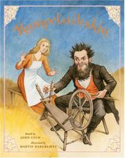 Book Cover for RUMPELSTILTSKIN